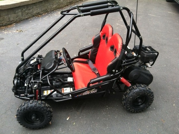 Trailmaster Xrx mini (Free shipping) Some assembly