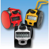 Tally Counter Electronic 5 digit 1-99999 Type:0-99999,with Reset Button Product size:65x46x20mm  Product weight:30 gram 40x30x22cm  Electronic Tally counters can be used for counting the field of industrial, businesses, scientific research, transportation, concert venues,sporting events, tourism, churches and more.