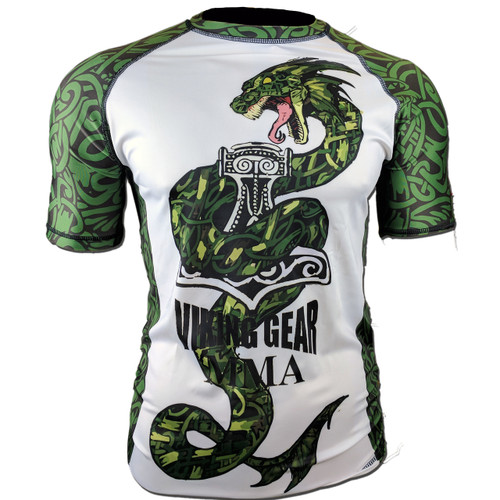 Midgard Serpent White
