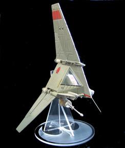 Hasbro T-16 Skyhopper stand