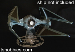 Hasbro Tie Interceptor stand