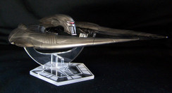 Moebius New Cylon Raider stand