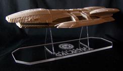 New Battlestar Galactica stand