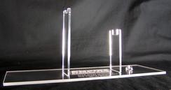 Star Wars DL-44 Blaster stand