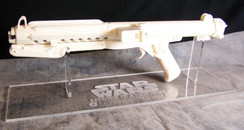 Star Wars E-11 Blaster stand