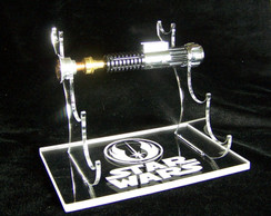 MR .45 scaled Lightsaber stand