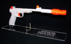 Princess Leia Blaster stand