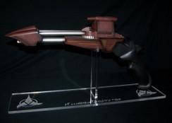 Klingon Disruptor stand