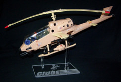 GI Joe Dragonfly stand