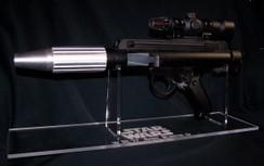 Rebel Trooper Blaster Stand