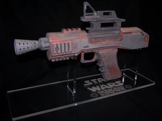 Star Wars Force Awakens Stormtrooper Pistol SE-44C