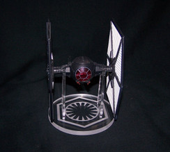 Force Awakens Tie Fighters