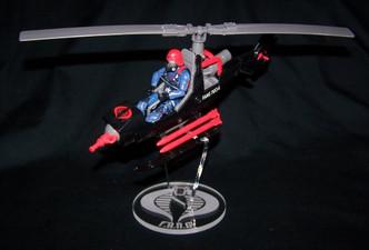 Cobra FANG display stand
