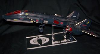 Landing version (gear down)