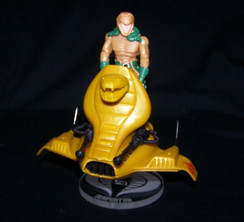 Serpentor Air Chariot stand
