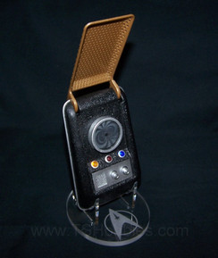 Star Trek Classic Communicator display stand