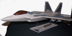 True Heroes F-22 display stand