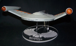 acrylic display stand for Diamond Select Romulan Bird of Prey