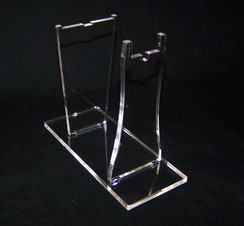 acrylic display stand for Diamond Select Klingon Bird of Prey