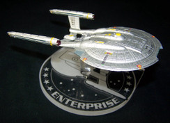 Eaglemoss Star Trek Enterprise NX-01 display stand