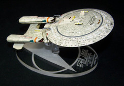 Replacement base for the Eaglemoss Star Trek Enterprise Dreadnaught