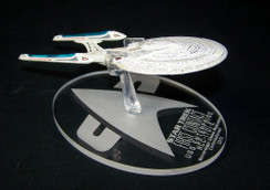 Replacement base for Eaglemoss Enterprise Ncc-1701-E
