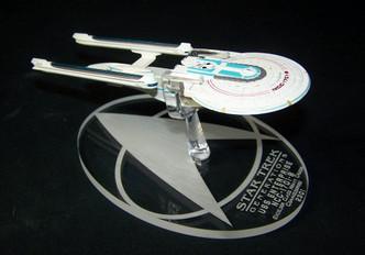 Replacement base for Eaglemoss Enterprise B