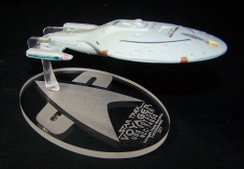 replacement base for eaglemoss USS Voyager