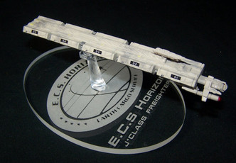 Replacement base for the Eaglemoss ECS Horizon