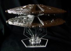 Cylon Basestar stand