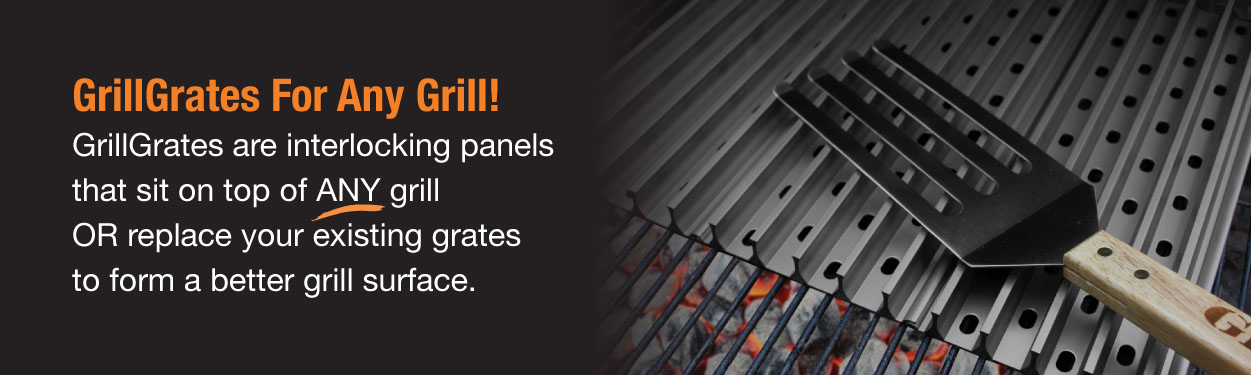 GrillGrates for any grill