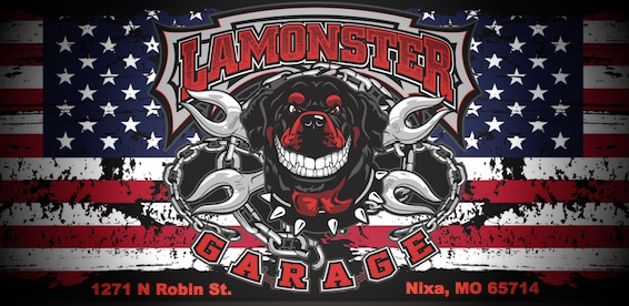 Lamonster Garage