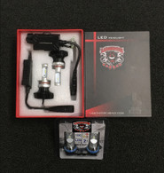 RT Bright Ryder LED Fog and Headlight Combo (LG-9005-3004) (Bright Ryder by Lamonster)