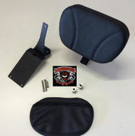 Lamonster Ultimate F3 Backrest (Black Stitching)