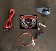 Lamonster Spyder Cuff Power Plate (Power Plate Only)