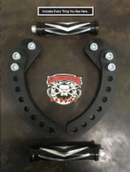 RIP board highway brackets with Chevron Pegs