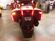 2016-2017 F3T & LIMITED (BRT) BRAKE, RUN, TURN, STROBE REAR LIGHTS WITHOUT TOP CASE