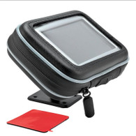 "Motorcycle Mount with Water-Resistant Holder for 4.3"" GPS"