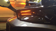 Spyder F3 Side / Front blinker Kit