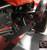 F3 Black Dymond Gripper Highway Brackets - Pegs (LG-1096-1075B)