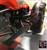 F3 Black Dymond Gripper Highway Brackets - Pegs (LG-1096-1041B)