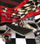 Can Am Spyder F3 Black Dymond Gripper Passenger Floorboards (LG-1078A) Fits All F3 Models 2015 - present. Finish: Accent Cut