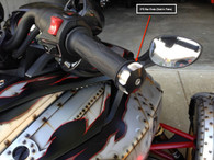 Can Am Spyder IPS Bar End Caps