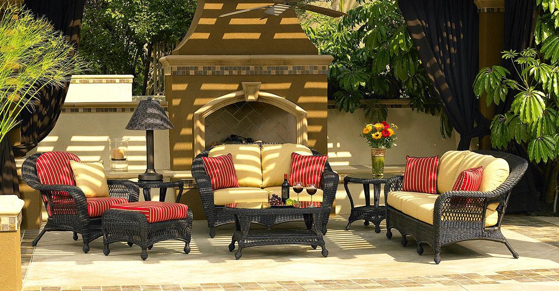 NorthCape International Wicker Furniture