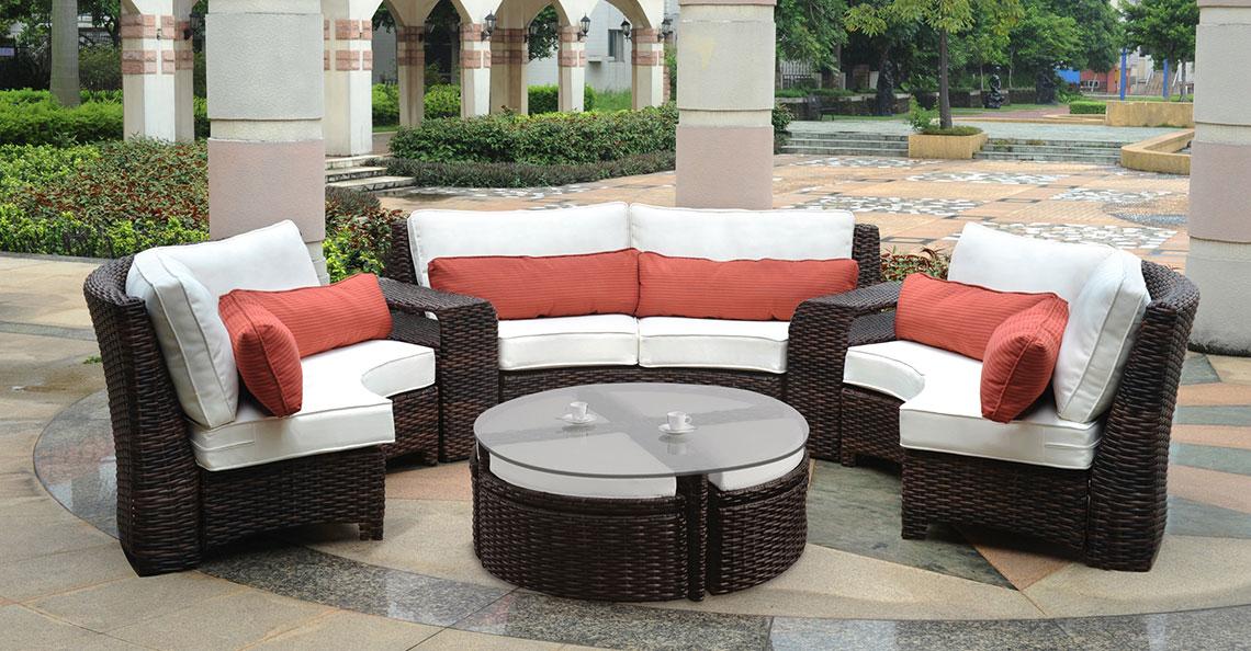 South Sea Rattan Wicker Furniture
