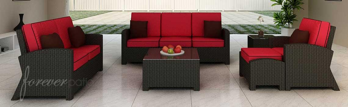 Forever Patio Modern Wicker