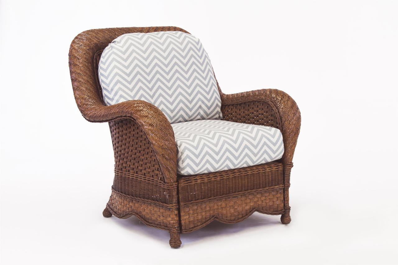 South Sea Rattan Autumn Morning Indoor Wicker Lounge Chair