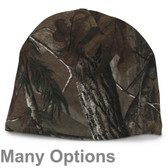 Outdoor Cap RealTree Camo Knit  8 inch Breakup Beanies