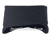 Navy Polar Fleece Headband(1 Piece)