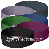 Nylon 2 inch wide Ladies' Headband